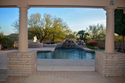 Scottsdale Single Family Home For Sale: 9049 E Los Gatos Drive