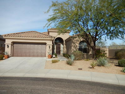 Phoenix Single Family Home For Sale: 3822 E Crest Lane