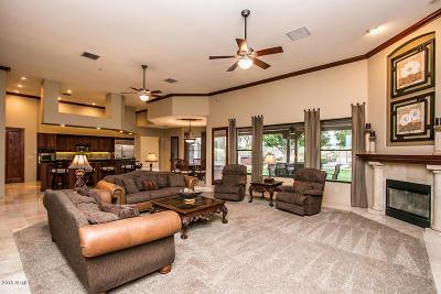 Peoria AZ Single Family Home For Sale: $1,340,000