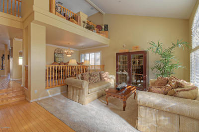 Scottsdale Single Family Home For Sale: 7656 E Wing Shadow Road