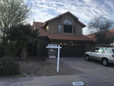Scottsdale Single Family Home For Sale: 12610 N 88th Place