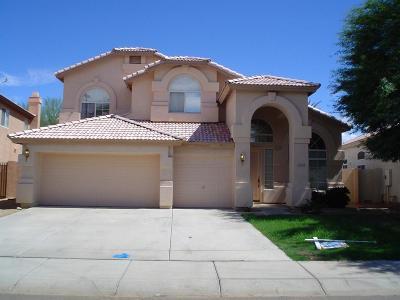Goodyear Rental For Rent: 13793 W Vernon Avenue
