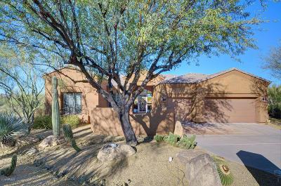 Scottsdale Single Family Home For Sale: 9879 E Chuckwagon Lane