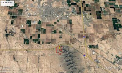 Casa Grande Residential Lots & Land For Sale: 5000 S Barstow Avenue