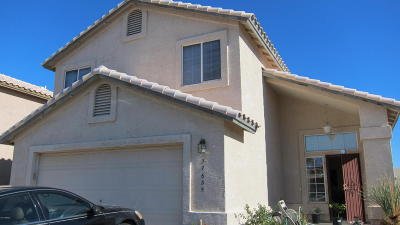 Phoenix Single Family Home For Sale: 17635 N 25th Place