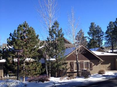 Flagstaff Condo/Townhouse For Sale: 3784 S Leather Vest #9