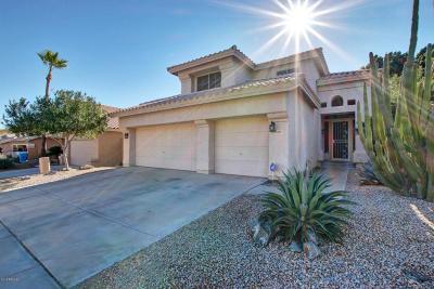 Phoenix Single Family Home For Sale: 629 E Goldenrod Street