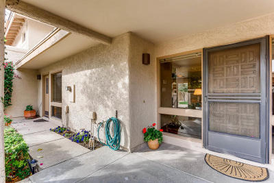Scottsdale Patio For Sale: 4525 N 66th Street #109