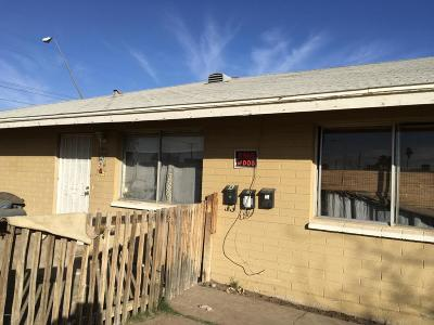 Mesa Multi Family Home UCB (Under Contract-Backups): 8-16 6th Avenue