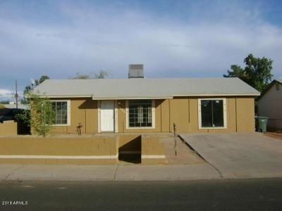 Phoenix Single Family Home For Sale: 1915 N 67th Drive