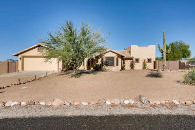 Apache Junction Single Family Home For Sale: 5234 E Pioneer Street