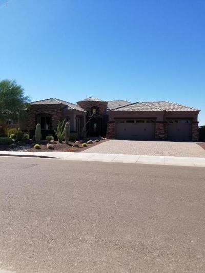 Chandler Single Family Home For Sale: Xxxx Lot 8 W Hawken Place