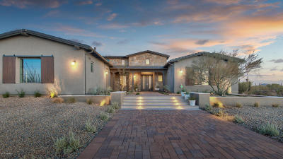 Scottsdale AZ Single Family Home For Sale: $2,895,000