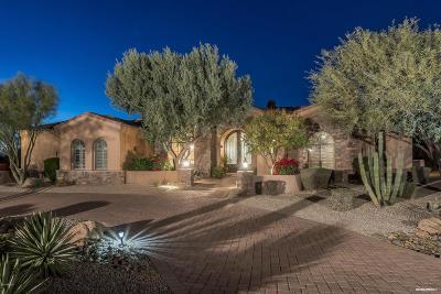 Santa Catalina Estates Single Family Home For Sale: 7740 E Santa Catalina Drive