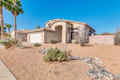Chandler Single Family Home For Sale: 2220 E Bellerive Place