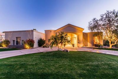 Scottsdale Single Family Home For Sale: 12731 E Appaloosa Place