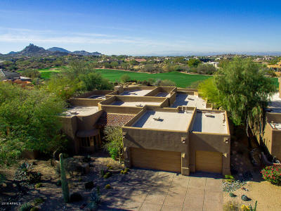 Scottsdale Single Family Home For Sale: 28996 N 108th Place