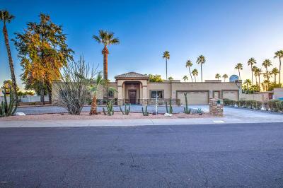 Scottsdale Single Family Home For Sale: 5901 E Sharon Drive