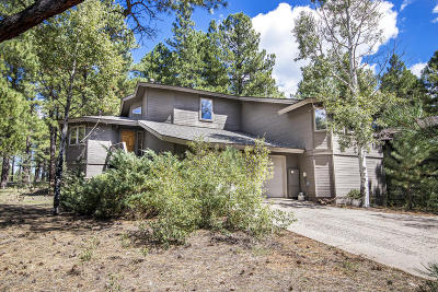 Flagstaff Single Family Home For Sale: 2145 William Palmer