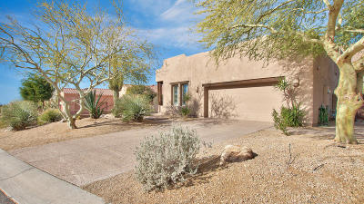 Scottsdale Single Family Home For Sale: 14074 E Geronimo Road