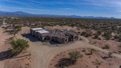 Scottsdale Single Family Home For Sale: 14507 E Red Bird Road