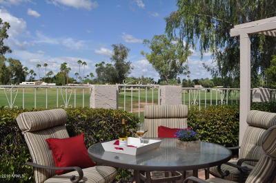 Chandler, Fountain Hills, Gilbert, Mesa, Paradise Valley, Queen Creek, Scottsdale, Gold Canyon, San Tan Valley Patio For Sale: 7950 E Via Costa