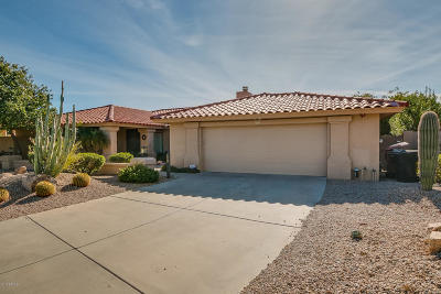 Scottsdale Single Family Home For Sale: 10971 E Palomino Road