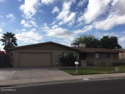 Phoenix Single Family Home For Sale: 3301 W Mountain View Road