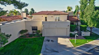 Ahwatukee, Chandler, Gilbert, Maricopa, Mesa, Phoenix, Scottsdale, Surprise, Tempe Condo/Townhouse For Sale: 3117 E Vermont Avenue