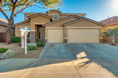 Laveen Single Family Home For Sale: 5515 W Carson Road
