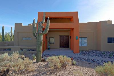 Carefree AZ Single Family Home For Sale: $550,000