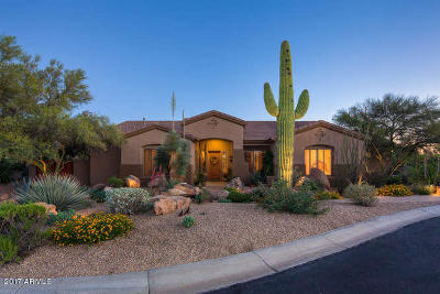 Scottsdale Single Family Home For Sale: 26838 N 115th Place