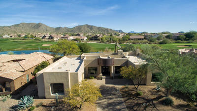 Chandler, Fountain Hills, Gilbert, Mesa, Paradise Valley, Queen Creek, Scottsdale, Gold Canyon, San Tan Valley Single Family Home For Sale: 3739 N Avoca