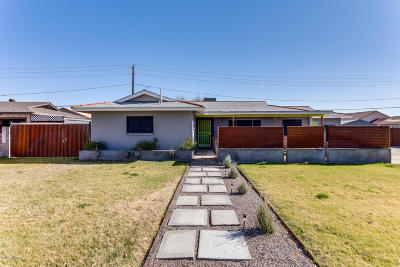 Phoenix Single Family Home For Sale: 8907 N 17th Avenue
