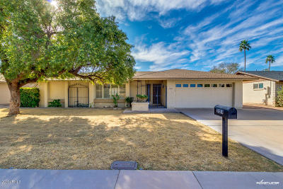 Tempe Single Family Home For Sale: 2123 E La Jolla Drive