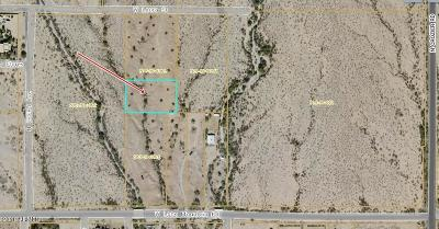 Maricopa County Residential Lots & Land For Sale: 2214x W Lone Mountain Road
