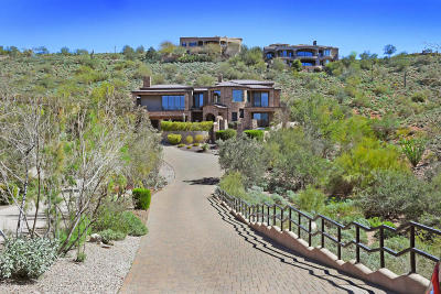 Fountain Hills Single Family Home For Sale: 9615 N Fireridge Trail