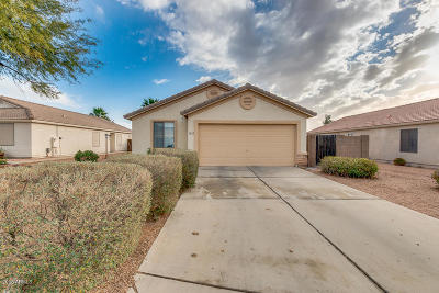 Apache Junction Single Family Home UCB (Under Contract-Backups): 1057 W 6th Avenue