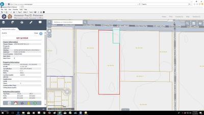 Maricopa County Residential Lots & Land For Sale: 12417 W Glendale Avenue