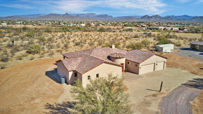 Phoenix Single Family Home For Sale: 34320 N 10 Street