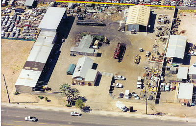 Maricopa County Commercial For Sale: 1018 S 27th Avenue