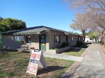 Maricopa County Commercial For Sale: 7162 N 57th Avenue