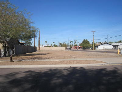 Maricopa County Residential Lots & Land For Sale: 104 N 29th Street
