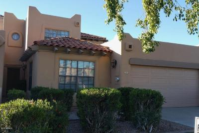Scottsdale AZ Condo/Townhouse For Sale: $489,000