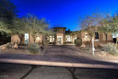 Scottsdale Single Family Home For Sale: 11503 E Caribbean Lane