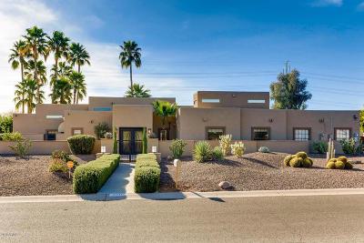 Scottsdale Single Family Home For Sale: 9911 E Becker Lane