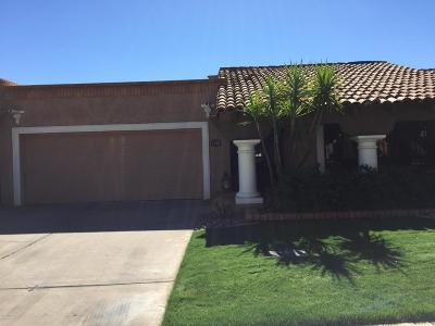 Scottsdale Condo/Townhouse For Sale: 7653 N Via De Platina