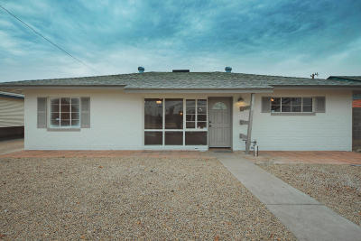 Phoenix Single Family Home For Sale: 1629 W Fairmount Avenue