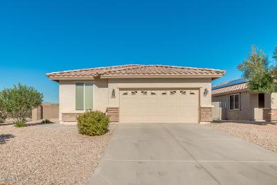 Buckeye Single Family Home For Sale: 23020 W Arrow Drive