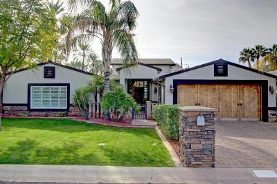 Phoenix Single Family Home For Sale: 4247 E Sells Drive